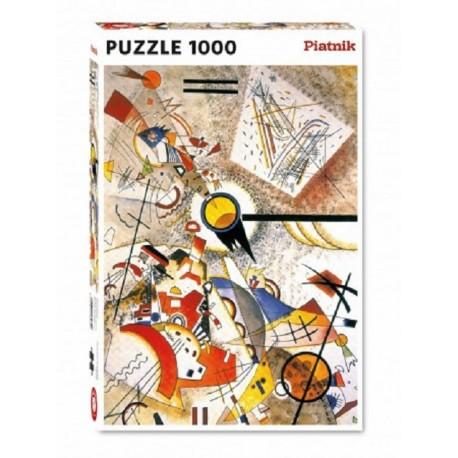 Leg Puzzel Wassily Kandinsky 1000st