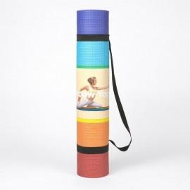 Yoga Mat Regenboog