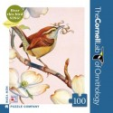 Mini Puzzel Carolina Wren 100st.