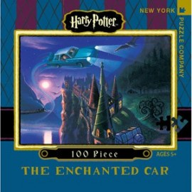 Mini Puzzel Harry Potter Enchanted Car 100st.