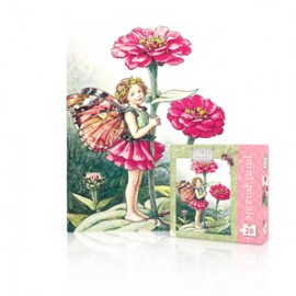 Mini Puzzel Zinnia Fairy Mini 20st.