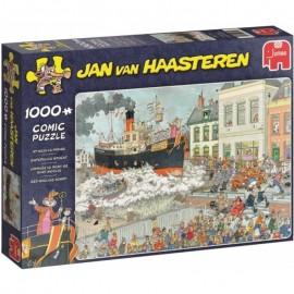 Sinterklaas Intocht Jan van Haasteren 1000st.
