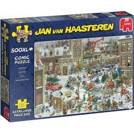 Kerstmis Jan van Haasteren 500st. XL