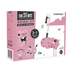 Offbits Bouwpakket Flamingobit 3 in 1
