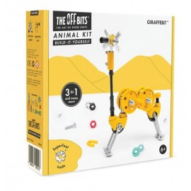 Offbits Bouwpakket Giraffebit 3 in 1