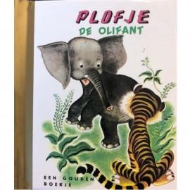 Plofje de Olifant.  Een mini gouden boekje