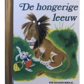 De hongerige Leeuw  Een mini gouden boekje