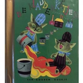 De Kladderkatjes  Een mini gouden boekje