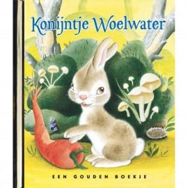 Konijntje Woelwater Een mini gouden boekje