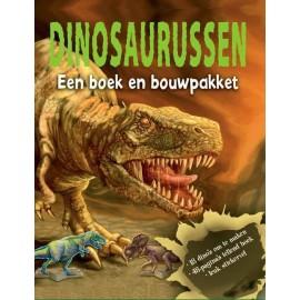 Dinosaurussen Een boek en Bouwpakket