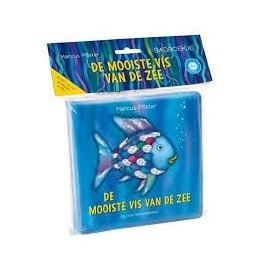 De Mooiste Vis van de zee. Badboekje