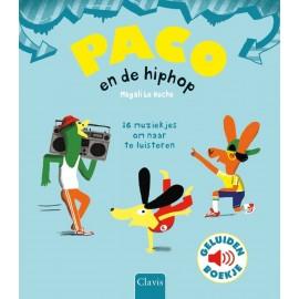 Paco en de Hip Hop Geluidenboek