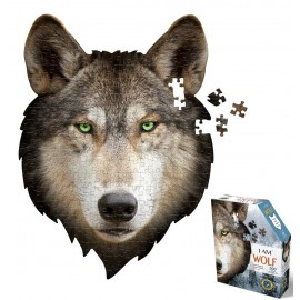 Puzzel I am Wolf 300st