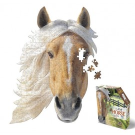 Puzzel I am Horse 300st