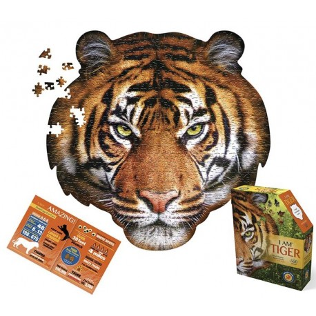 Puzzel I am Tiger 550st
