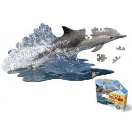 Puzzel I am Dolphin 100st