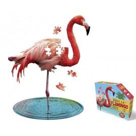 Puzzel I am Flamingo 100st