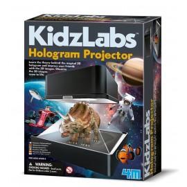 4M Bouwpakket Hologram Projector