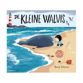 De Kleine Walvis Kartonboek 3+
