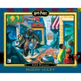 Leg Puzzel Harry Potter Diagon Alley 500st
