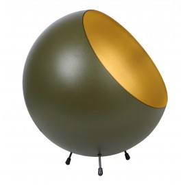 Tafellamp Ball XL groen mat
