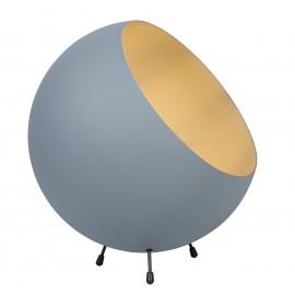 Tafellamp Ball XL grijs mat