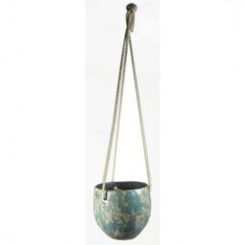 Hangpot Luuk D14 Groen