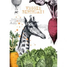 Veggie Birthday