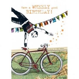 Birhday Wheely
