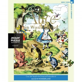 Puzzel Alice in Wonderland 1000st