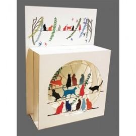Magic Box Card Friendship