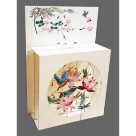 Magic Box Card Kingfisher