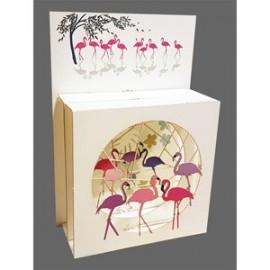 Magic Box Card Pink Magic