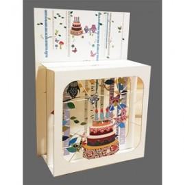 Magic Box Card Birthday Magic