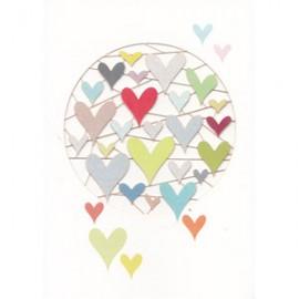 Colourfull Hearts