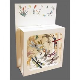Magic Box Card Dragonfly