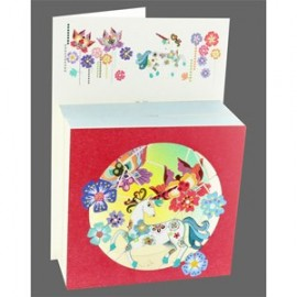 Magic Box Card Unicorn