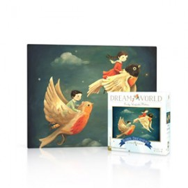 Mini Puzzel Dream Robin 20st.