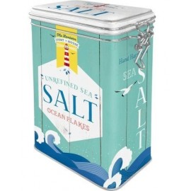 Retro Blik Salt Ocean Flakes