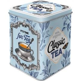Retro Blik Classic Tea