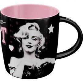 Nostalgic Art Mok Marilyn Some Like It Hot