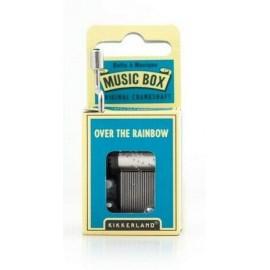 Music Box Over the Rainbow