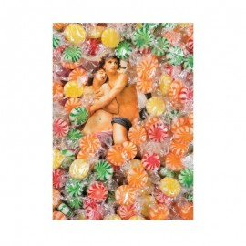 Fotokaart Candy Couple