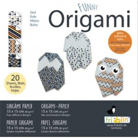 Funny Origami Uil