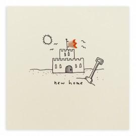 Dubbele kaart New Home Castle