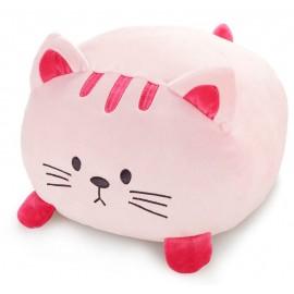 Kussen Kitty Roze