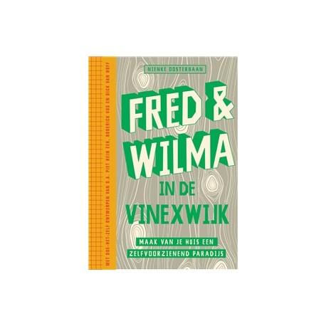 Fred en Wilma in de Vinexwijk