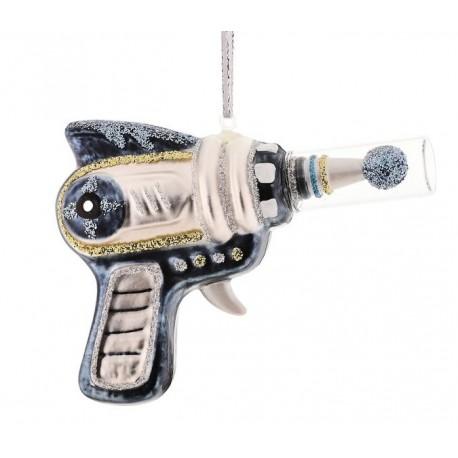 Kerstbal Lasergun