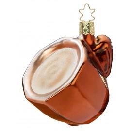 Kerstbal Koffie Crema