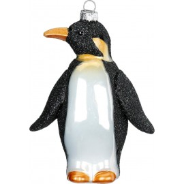 Kerstbal Keizer Pinguin